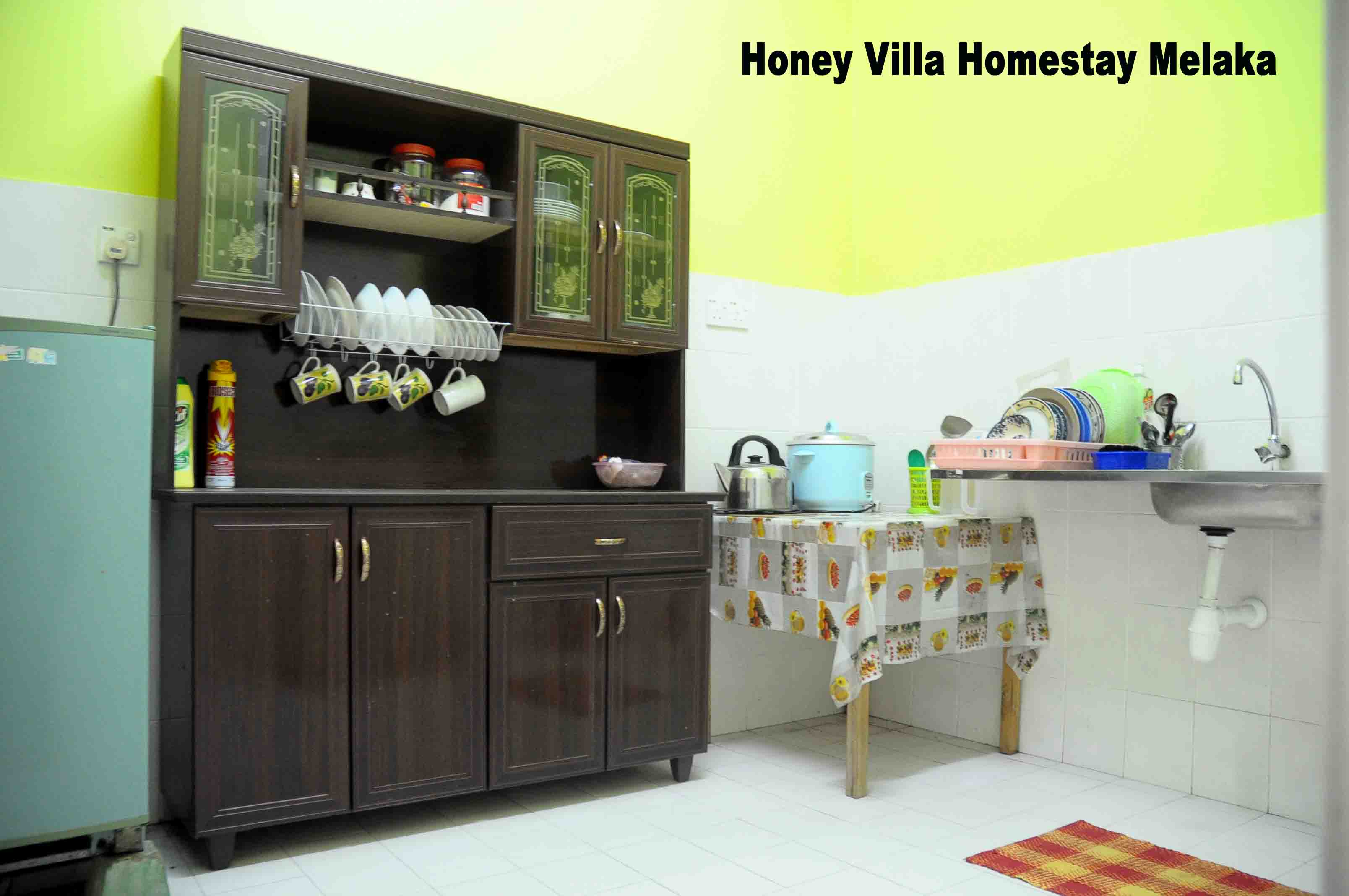 Rumahpenting Dapur Kering